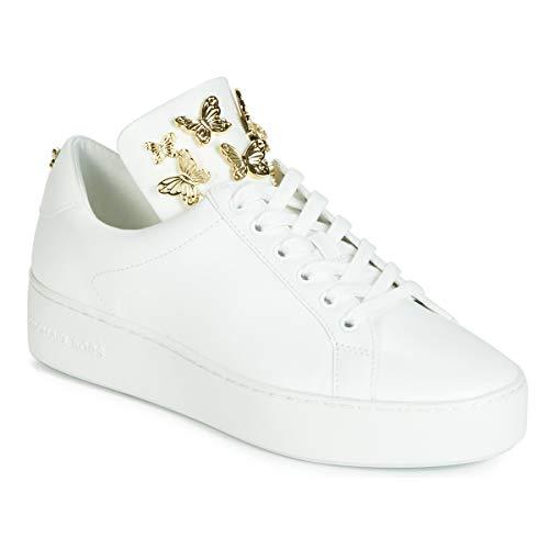 Michael MICHAEL KORS Mindy Sneaker Damen Weiss - 36 - Sneaker Low