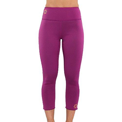 Zaggora Fascia per esercizi da donna Capri Baton Rouge, taglia: XS