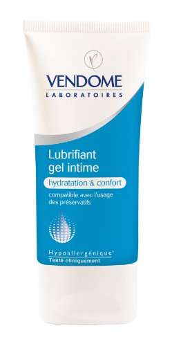 Laboratoires Vendôme - Lubrifiant Gel Intime - Tube 50 ml - Lot de 2