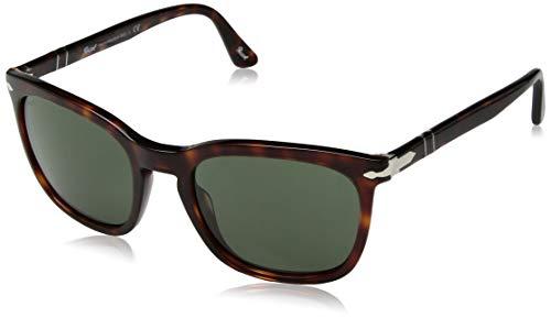 Persol Herren 0Po3193S 24/31 55 Sonnenbrille, Braun (Havana/Green)