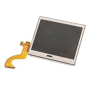 ZCLHaut Bas écran LCD tactile de remplacement Outils de tournevis pour DS NDS Lite NDSL