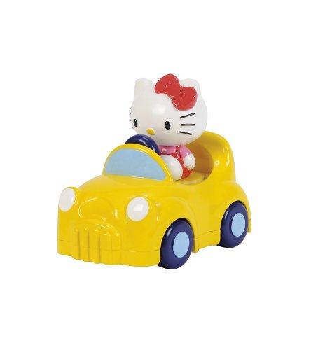 Simba-Toys-104014855-Hello-Kitty-Press-and-Go-Fahrzeug