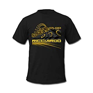 F1 Daniel RICCIARDO 3 Grand Prix Formula One Team Red Bull Racing (Large)