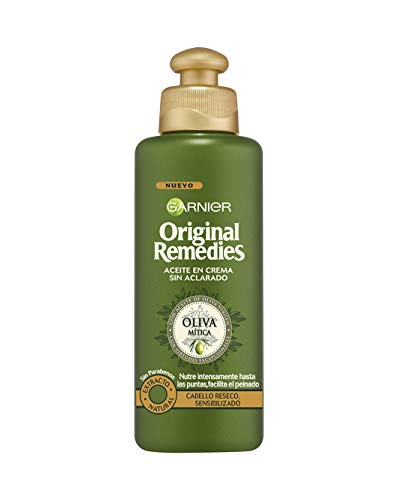 Garnier Original Remedies Oliva Mítica tratamiento