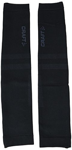 Craft Herren Seamless ARM Warmer 2.0 Ärmlinge, Black, M/L