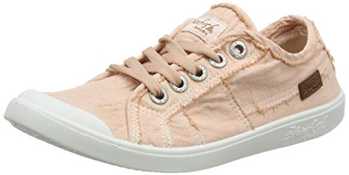 VesperZapatillas Colour Eu Para MujerRosadirty Canvas Pink Washed 67739 Blowfish EDIH29