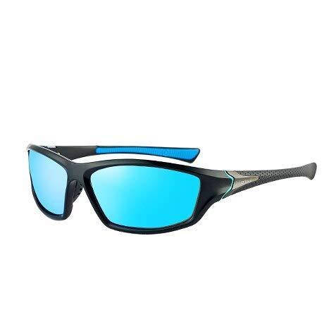 Markendesign Polarisierte Sonnenbrille Männer Coole Vintage Männliche Sonnenbrille Shades Eyewear Gafas