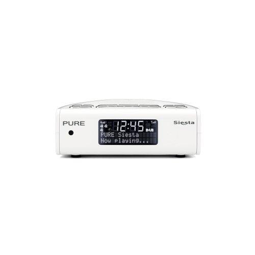 Pure VL-61380 Siesta Radiowecker (DAB/DAB+/UKW-Tuner)