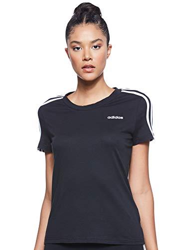 Adidas W E 3s Slim tee T-Shirt