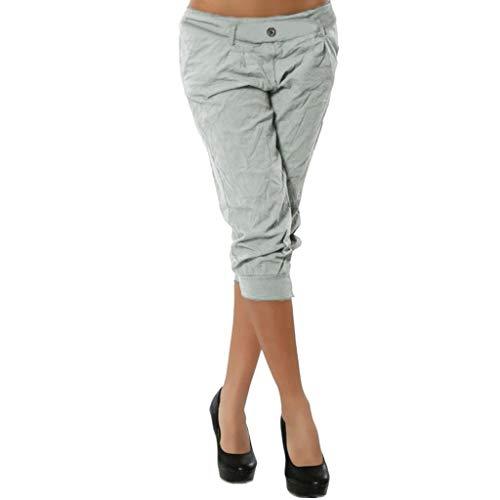 ein Bandage Hose Yogogo Hohe Taille Pants Sommer Yoga Leggings Yogahose Sexy Druck Lange Bleistift Hosen 3/4 Tummy Control Laufhose Sport Fitness Leggins Slim Fit Dünne Sporthose ()