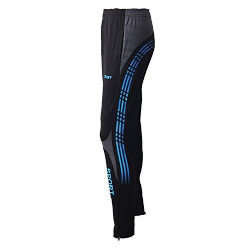 Herren Fitnesshose Jogginghose - hibote Männer Sweatpants Trainingshose Fußball Hose Laufhose Jogger Pants Fitness Gym Sport Streetwear