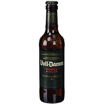Cerveza voll damm botella...