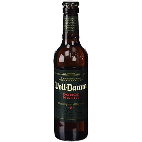 Cerveza voll damm botella 33cl 7 2