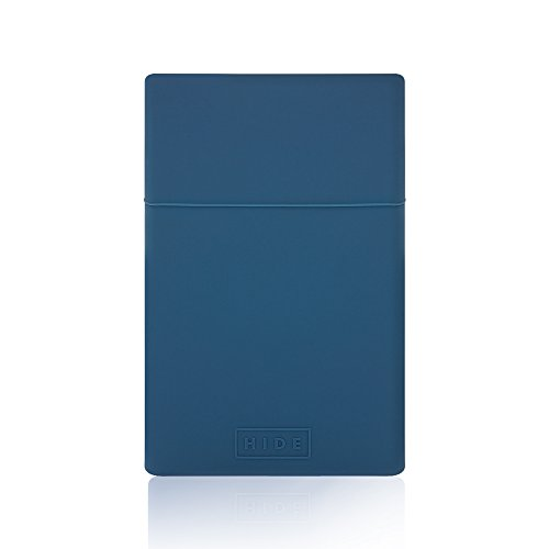 HIDE Hülle für Zigarettenpackung - HIDE® - Flexible Silikon Zigarettenhülle