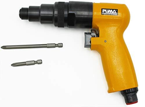 Atornillador reversible neumático 1/4'' Puma AT-4180