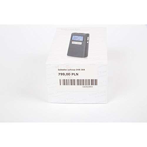 Digitales Diktiergerät mit kabellosem Mikrofon DVR-308A