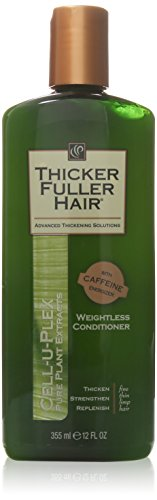 Plus épais Fuller Cheveux Weightless Conditioner 355 ml/340,2 gram