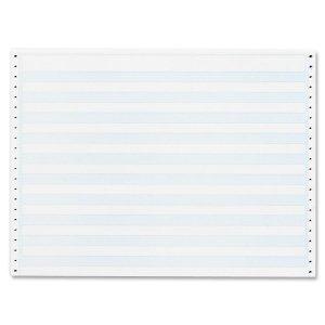 Sparco SPR02180 Computer-Papier, 1,3 cm (1/2 Zoll), 0,64 kg, 35,5 x 27,9 cm, 2400 Stück
