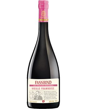 Fassbind Vieille Framboise alter Himbeerbrand Obstbrand 40% 0,7l Flasche