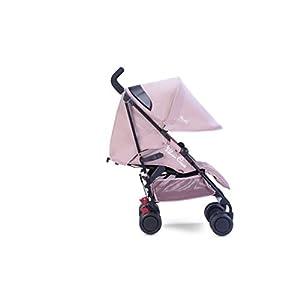 Silver Cross Pop Stroller, Compact and Lightweight Pushchair - Blush   2