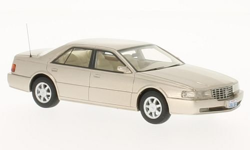 cadillac-seville-sts-metallic-beige-1992-model-car-ready-made-bos-models-143