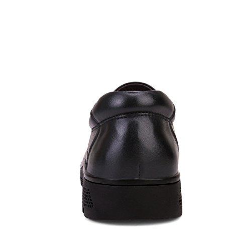 Zapatos Viejos Conjunto De Pies Zapatos Zapatos Casuales Perezoso Pedal Zapatos Casuales Negro