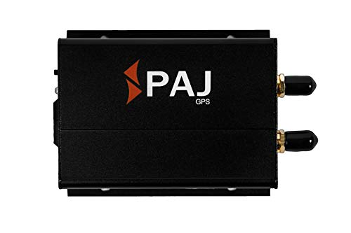 PAJ GPS Professional Finder GPS-Tracker als Auto-Diebstahlschutz mit Direktanschluss an KFZ-Batterie Live-Tracking online per App