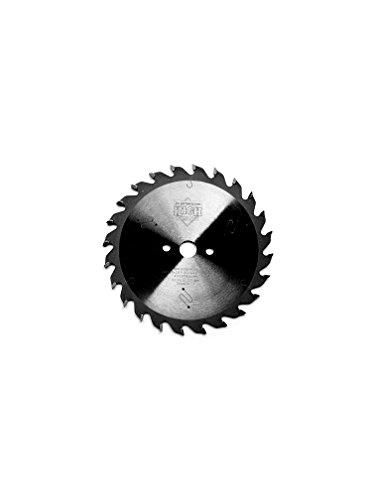 Lame de scie circulaire HM New Generation d = 125x 2,6x 12,7avec 24dents WZ pour Black & Decker/SKIL