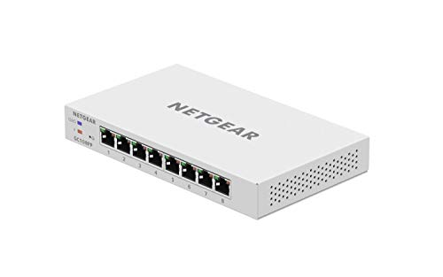 Netgear GC108PP - Switch Red administrado Insight
