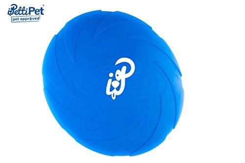 Hunde-Spielzeug Frisbee | PettiPet Flying Disc |