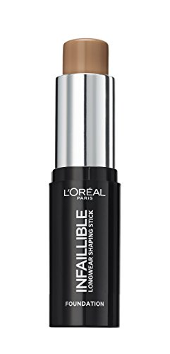 L'Oréal Paris Infaillible Makeup, Kontur-Stick Foundation 220, 1er Pack (1 x 9 ml) (Make-up Foundation Stick)