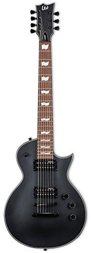 ESP Ltd EC-257 BLKS E-Gitarre (Esp Ltd Gitarre)