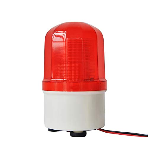 Auto Outdoor LED blinkend Emergency Signal Warnsignal, Road Flares Vehicle Light Beacon Super Magnetic Adsorption Prevent Accident Highlight Highlight Roadside Safety Emergency LED-Lampe (Red) -