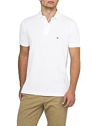 Tommy Hilfiger Men's New Tommy Knit Short Sleeve Polo Shirt