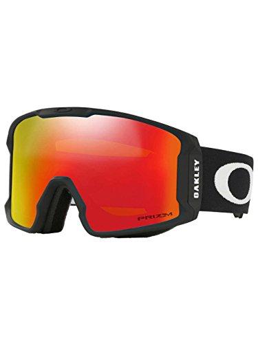 Oakley Gafas de Esqui LINE MINER XM OO 7093 MATTE BLACK/PRIZM SNOW TORCH IRIDIUM unisex
