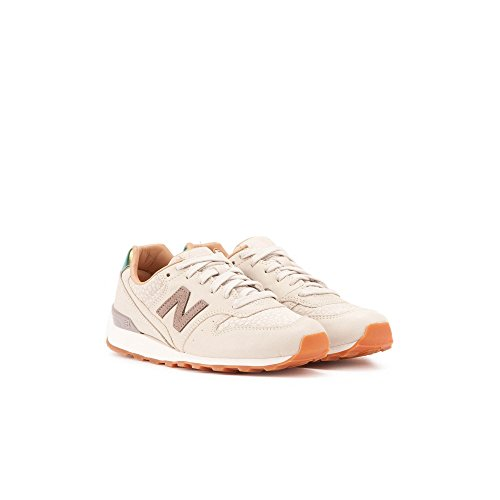 "Scarpe Donna New Balance W 996 ""Clean Composite"" Beige-Marrone"