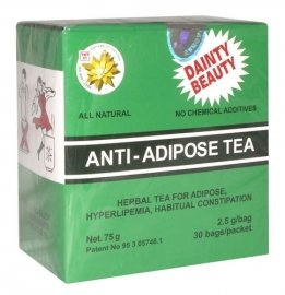 Anti-Adipose Tea YUNG-GI-CHO Fast Weight Loss 1x30