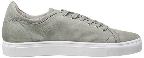 Blackstone Lm17, Sneaker Basse Uomo Grigio (Grigio)