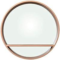 Frameless Make-up-Spiegel-Frisierkommode-Waschbecken an der Wand befestigter Badezimmer-Spiegel Wohnaccessoires & Deko Möbel & Wohnaccessoires