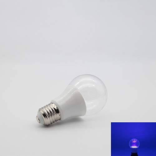 Etbotu Ultraviolette Lampe, LED 6W keimtötende UV-Lampe UV-Licht für Badezimmer Küche WC