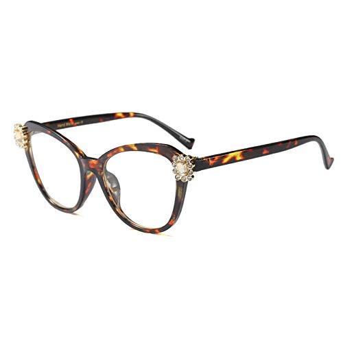 SNXIHES Sonnenbrillen Vintage Brillengestell Männer Retro Brillen Ultraleichte Rahmen Frauen Klare Linse Brillen 2