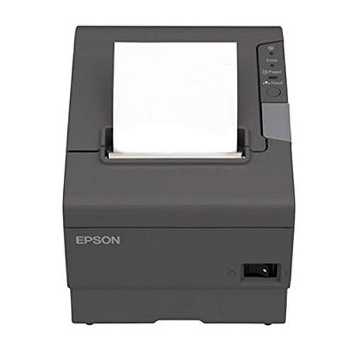 Epson Pos-drucker (Epson TM-T88vi (112)-Terminal für Verkaufsstelle (kabellos und kabelgebunden, IEEE 802.11b, IEEE 802.11g, IEEE 802.11N, POS, Thermo, USB-Typ A, USB-Typ B, Ethernet, RS-232, USB 2.0, Wireless LAN).)