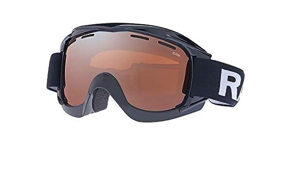 Ravs Unisex Skibrille Snowboardbrille Schutzbrille  mit Doppelglas  Antifog