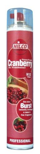 Preisvergleich Produktbild Nilco SVTN750CSP Lufterfrischer, 750ml, Cranberry