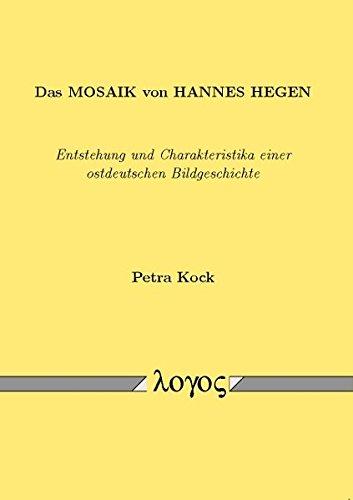 Das Mosaik von Hannes Hegen - Entstehung und Charakteristika einer ostdeutschen Bildgeschichte