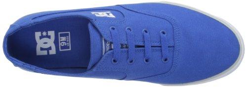 DC Shoes  Flash Tx M, Basses homme Bleu (Nautical)