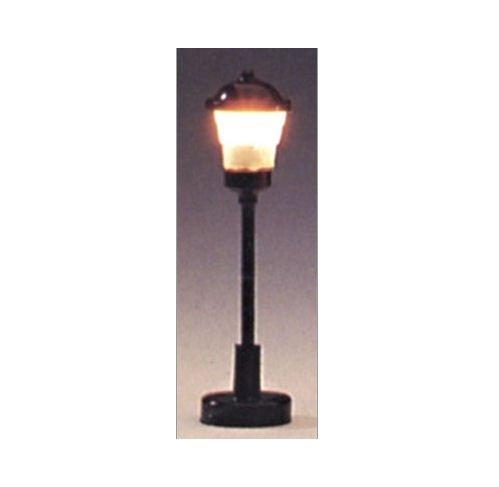 10pcs LED Copper Lamppost Model Street Lamp Model Railway Train Lamp