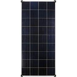 enjoysolar® polykristallin 150Watt 12V modulo solare pannello solare Poly 150W ideale per giardino camper caravan