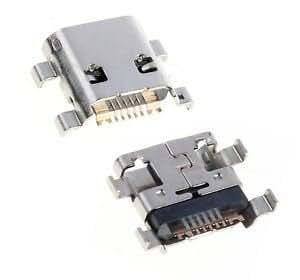 Samsung I8190Galaxy S III mini DC Ladekabel Micro USB Block Dock Port Sockel