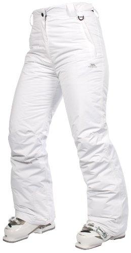 Trespass Moloko Ski-Hose für Damen Weiß weiß X-Large Preisvergleich